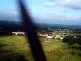 Takeoff and Landing, Runway 28, Princeton, New Jersey (39N)