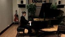 Opus 4 Studios: Jason Dan, piano - Sonata No. 23 in F min., Op. 57 Mv't. 3 - L.V. Beethoven