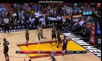 Chris Bosh 23 pts vs Raptors - Toronto Raptors vs Miami Heat - NBA 2015/2016 - 08/11/2015