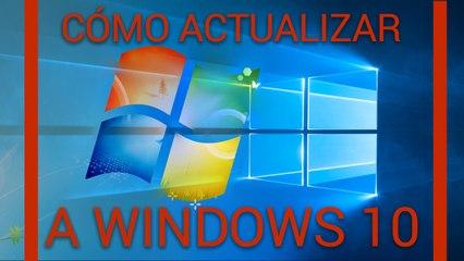Cómo actualizarse a Windows 10 la guía definitiva