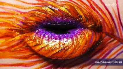 Lip Art is the Newest Beauty Trend