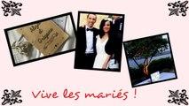 Alizée et Grégoire Lyonnet : Vive les mariés !
