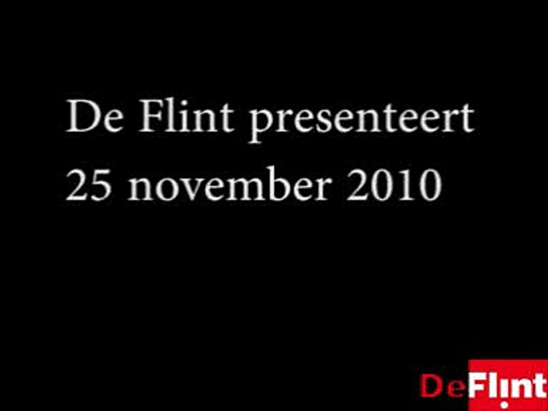 De Flint presenteert 25 november 2010:  Het Groot Niet Te Vermijden - Long way home