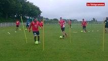 Stade Brestois. Reprise de l'entraînement pour Furlan et les Brestois