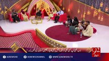 Rehmat E Ramzan (Aftar)- 20-06-2016 - 92NewsHD