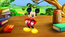 Mickey Mouse Spiderman Finger Family Song - Cartoon 3D Animation - English Nursery rhymes - 3d Rhymes - Kids Rhymes - Rhymes for childrens
