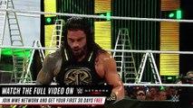 Roman Reigns vs. Seth Rollins - WWE World Heavyweight Title Match- WWE Money in the Bank 2016