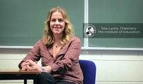 Leaving Cert Higher Level Chemistry 2016 - advice for students from Tara Lyons