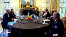 Israeli - Palestinian Politics | EU Ministers back French initiative