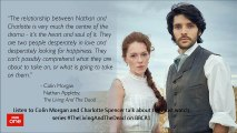 Colin Morgan and Charlotte Spencer on BBCR1