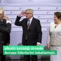 Avrupa Birliği Liderlerine Levent Kırca Tokadı