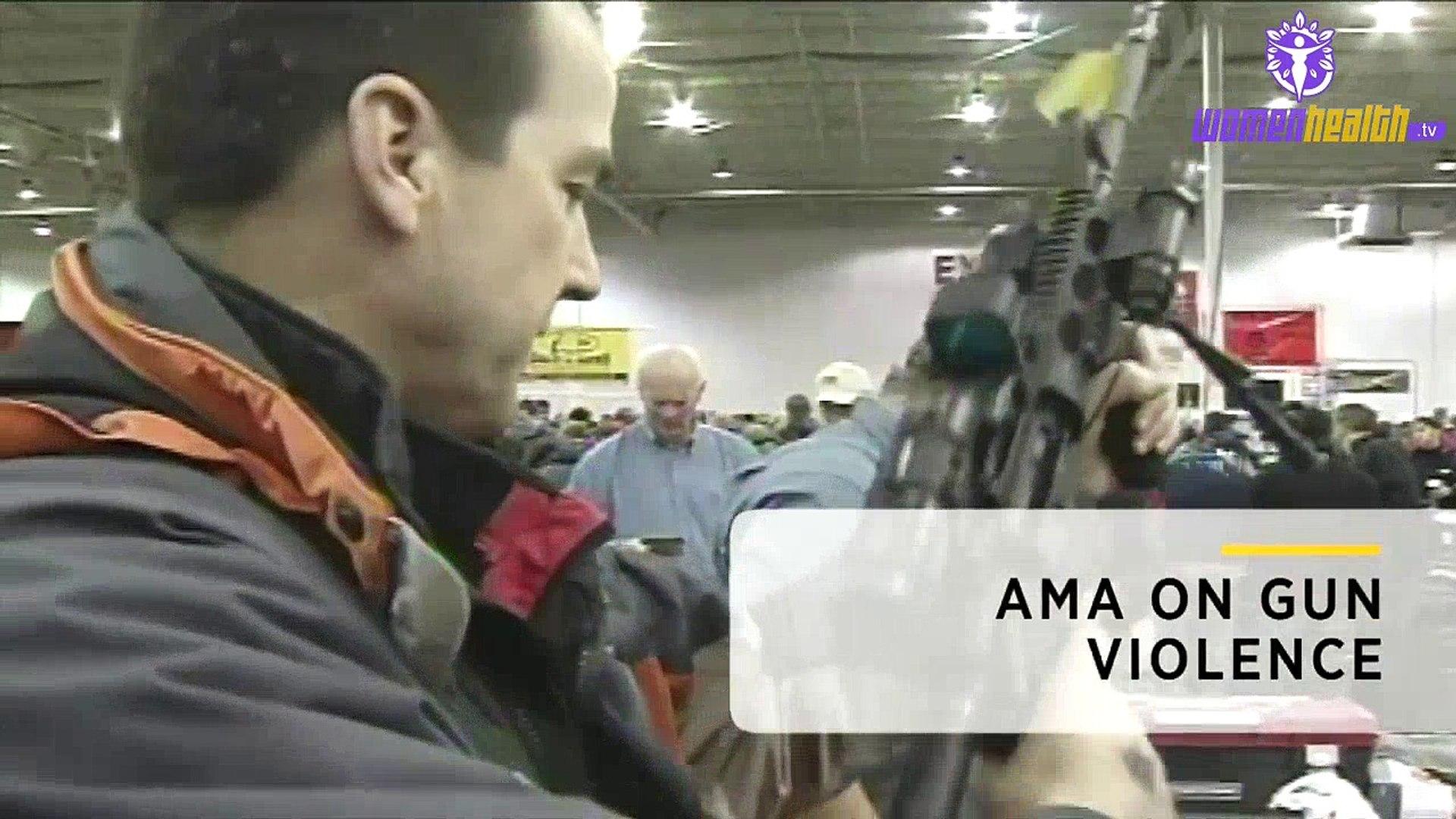 Doctors Calling Gun Violence A 'Very Public Health Crisis': Bottom Line | CNBC
