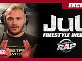 [EXCLU]Freestyle inédit de Jul dans Planète Rap Part. 1