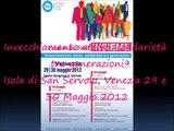 """Fabi Venezia - """"Camminiamo insieme"""" Convegno Isola di San Servolo Venezia 29 30 maggio 2012"""