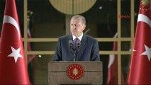 Erdoğan'dan Avrupa Parlamentosu'na; Daiş'e Karşı Olanlar Terör Örgütü Değilse El Nusra'ya Niye...