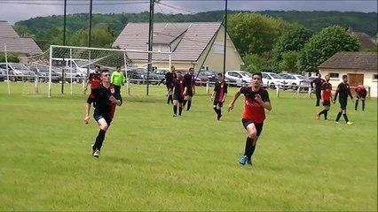 Thorigny 6-0 Rosoy B (12/06/16)