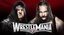 WWE Wrestlemania 31: Undertaker vs Bray Wyatt