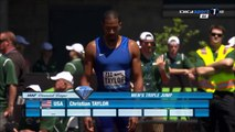 triple saut H - DL Eugene, 28 mai 2016 (Christian Taylor, 17m76)