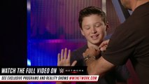 This kid thinks he can counter Ortons RKO?!, only on WWE Network