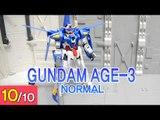[REVIEW] HG 1/144 건담 AGE-3 노멀 - Gundam AGE-3 Normal