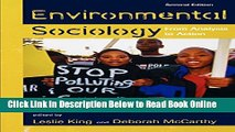 Read Environmental Sociology: From Analysis to Action  Ebook Free