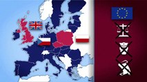 UE: quem não segue as políticas comuns?