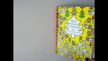 Flip Through Mon Cahier de Serenite Noel Serenity Notebook Christmas Theme Coloring Book