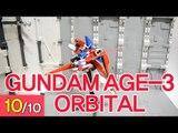 [REVIEW] HG 1/144 건담 AGE-3 오비탈 - Gundam AGE-3 Orbital