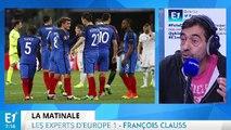 Des manifestations sous forme de fan-zones, de l'art de ne pas trancher de François Hollande et un Euro à la maison est-il un Euro plus facile  : les experts d'Europe 1 vous informent