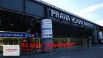 Hlásenie | Praha hlavní nádraží