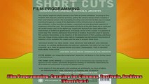 READ book  Film Programming Curating for Cinemas Festivals Archives Short Cuts  BOOK ONLINE