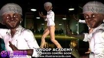 Renown Choregrapher Richard Swoop Whitebear - Swoop Academy - V-Wurld Multi-Media Productions!