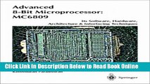 Download Advanced 8-bit Microprocessor: MC6809: Its Software, Hardware, Architecture and