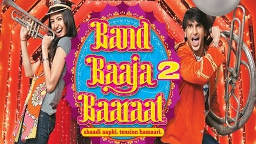 Ranveer Singh To Romance Anushka Sharma In Band Baaja Baaraat 2