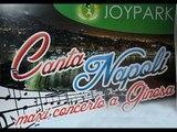 MAXI  CONCERTO A GINOSA  26 APRILE 2014  JOY PARK  canta napoli