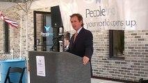 Congressman Brian Higgins - remarks at People, Inc. Day Hab Ribbon Cutting - 2009-08-17