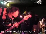 """Electric Funeral (with guest vocalist)  """"Paranoid"""" (Black Sabbath cover) 9/27/08"""