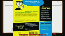 complete  Complete MBA For Dummies
