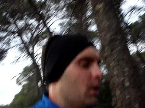 Deporte Carlos 20 - Llegando a casa de Rafa