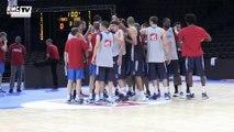 Basket - Vincent Collet au chevet des Bleus