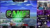 The Rodent's Den 20: Otaku (Peach) vs Hoboz (DK, Ganondorf, ZSS) Winner's Semifinals