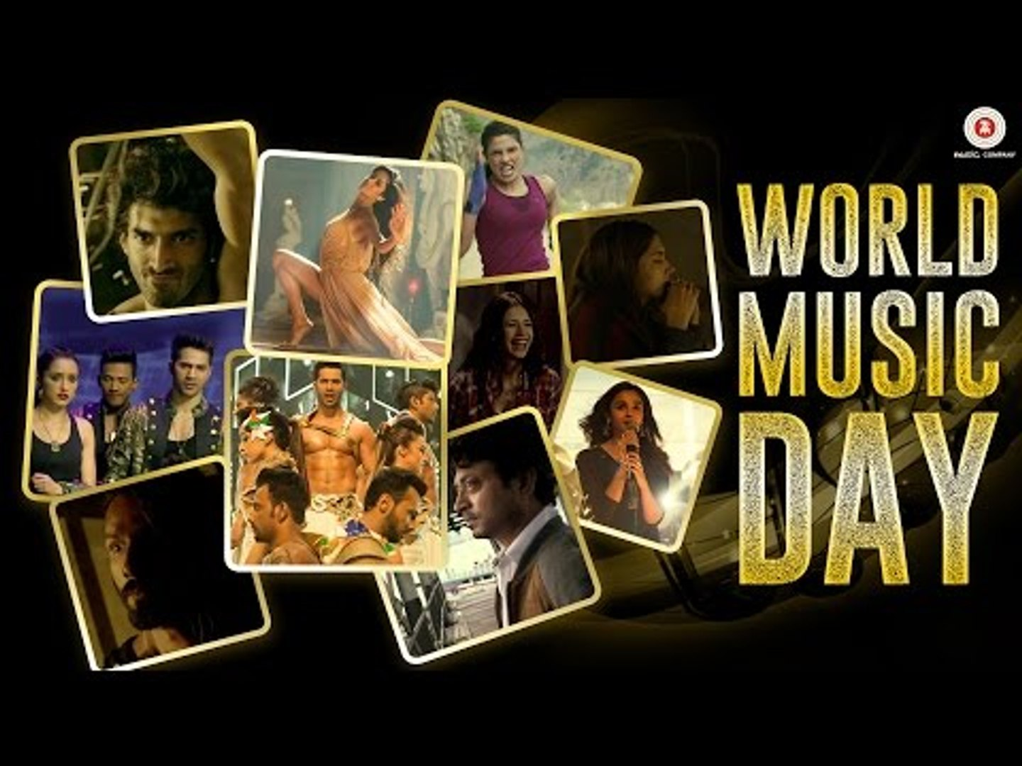 World Music Day 2016 - Zee Music Company - Its all about MUSIC