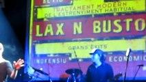 Lax'n'Busto - Llença't (El Cercle, Llorenç del Penedès, 10/03/2012)