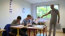Les élèves du CENS préparent le DNB