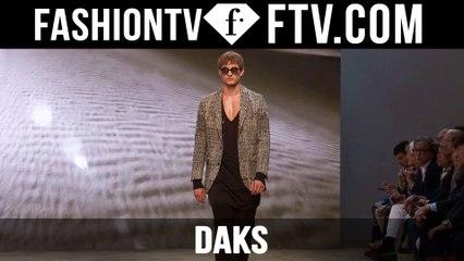 Milan Men Fashion Week Spring/Summer 2017 - Daks   FTV.com