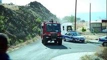 Incêndio de grandes proporções vitima dois bombeiros em Chipre