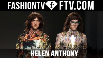 Milan Men Fashion Week Spring/Summer 2017 - Helen Anthony   FTV.com