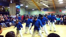 Action karate Parkwood Demo 10/15/11