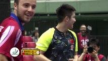 Tennis de table : Fan Zhendong réalise un coup incroyable sous la table