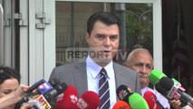 Report TV - Basha takim me FMN: Shpalosëm programin për daljen nga kriza